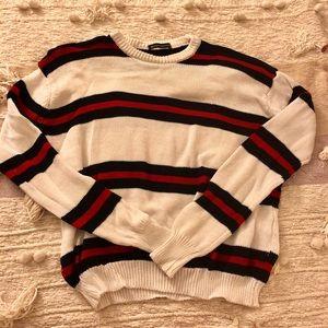 Brandy Melville striped sweater